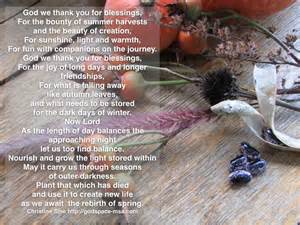 harvest thanksgiving prayers thank god for blessings a harvest prayer godspace