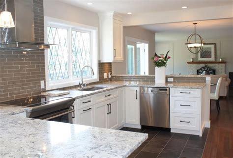 white kitchen granite the of white granite