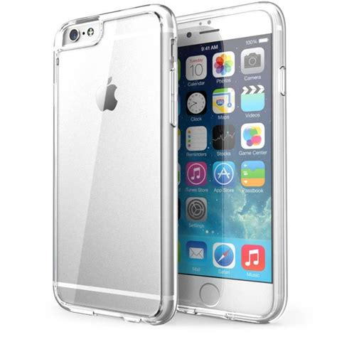 fundas iphone 6 funda de iphone 6 transparente de silicona reparamosiphone
