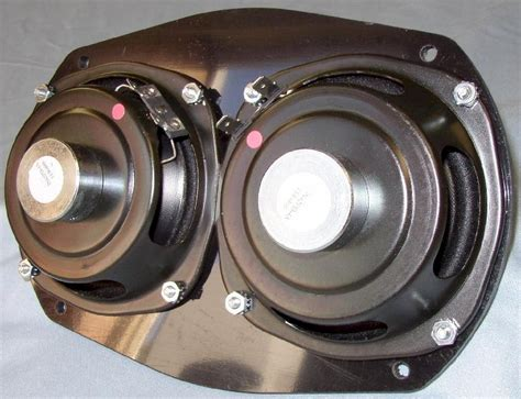 Speaker 8 Inch Curve 858 Original classic car speakers