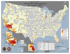 national map 2010 fresno oakland stockton crime
