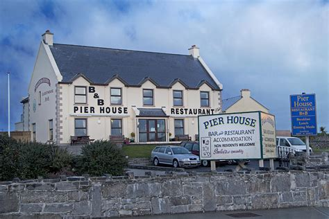 pier house restaurant pier house restaurant aran islands photograph by betsy knapp