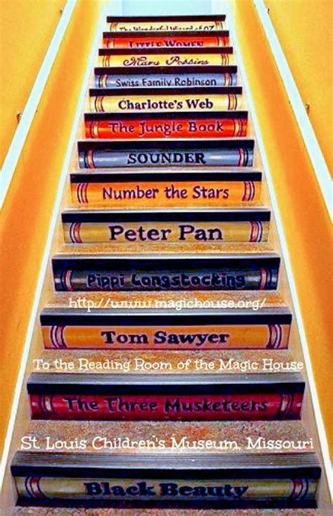 Recomended Book For Childreen The Smartes Step For Kindergarten 17 best images about stairs on runners creative ideas and stair risers