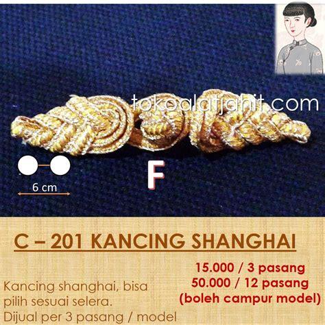 Kancing Bungkus No 60 By Toko 258 kancing shanghai toko alat jahit