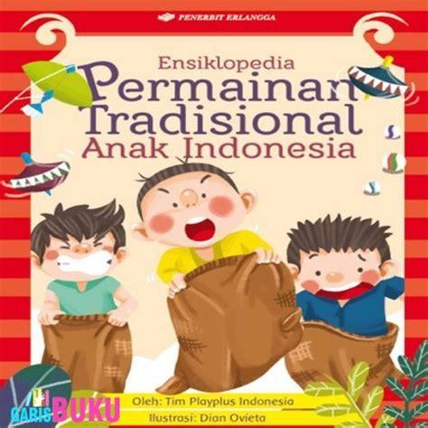 Ensiklopedia Indonesia buku edukasi toko buku garisbuku