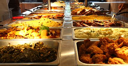 Gospel Em Nova York Soul Food Buffets
