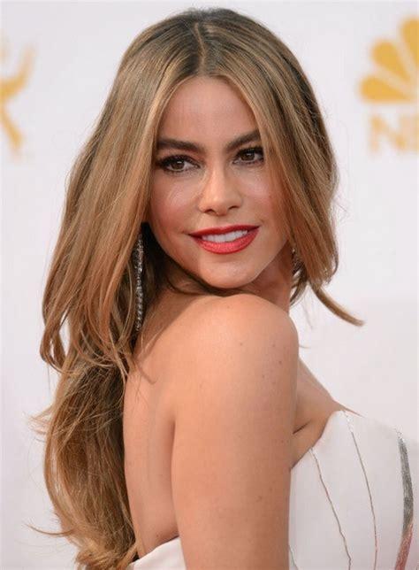 long hispanic layers sofia vergara hairstyles careforhair co uk