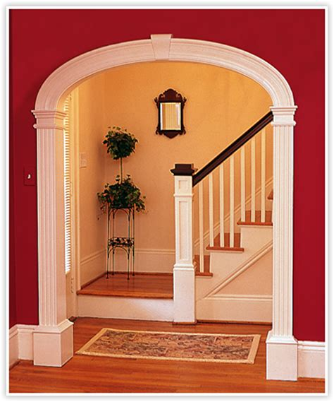 home inside arch model design image curvemakers patented arch kits wood arches d i y arched