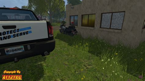 Iconix Ls Surely 1 sheriff office v 1 0 for fs 2015 mod