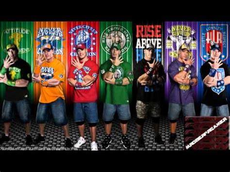 theme songs john cena wwe john cena theme song 2012 my time is now titantron hd