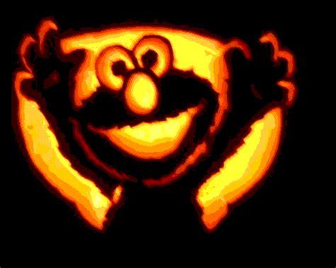 Elmo Pumpkin Template by November 2012