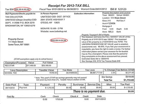 What Is An Asset Search What S My Property S Tax Identification Number