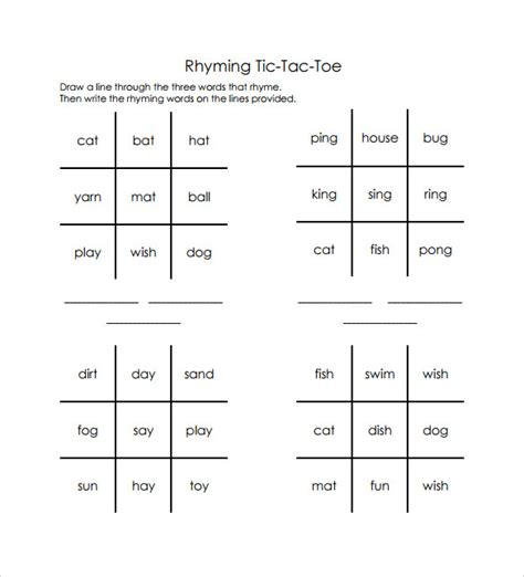 tic tac toe template word 20 tic tac toe sles sle templates