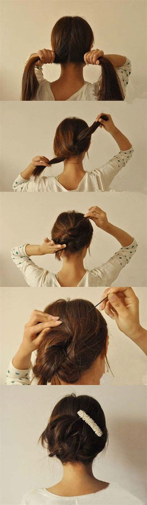 cute diy hairstyles easy 36 best hairstyles for long hair diy projects for teens