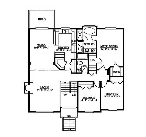 What Is A Split Floor Plan Home by Split Level Home Floor Plans Submited Images Pic2fly