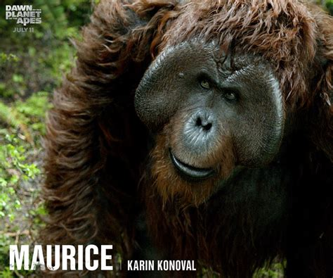 maurice planet   apes  sacred scrolls