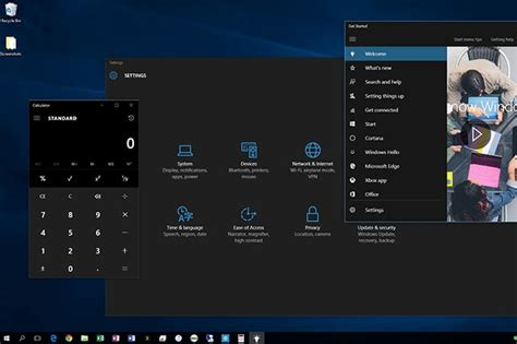 microsoft appearance themes help your eyes by shifting to the windows 10 dark theme