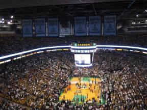 td garden section bal 308 row 15 seat 6 boston celtics