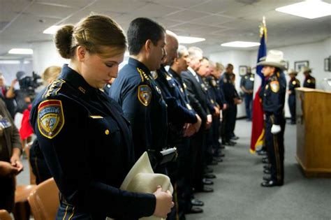 Harris County Sheriff Office by Sheriff For The Day Houston Chronicle