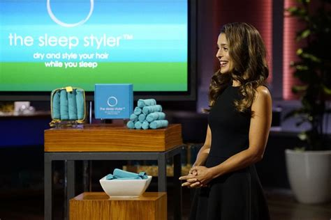 Hair Stylers Shark Tank the sleep styler shark tank