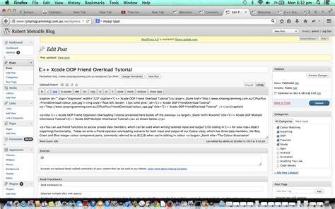 tutorial wordpress developer wordpress blog course design database tutorial robert