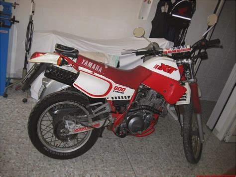 Specifications of a 1989 Yamaha XT600 eHow   Motorcycles
