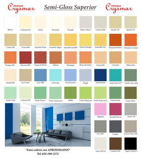 color de pinturas para interiores de casas pinturas carta de colores imagui