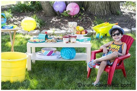 summer backyard backyard kids summer party