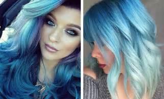 blue hair color ideas for 2015