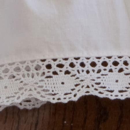 crochet bed skirt prairie crochet twin bed skirt