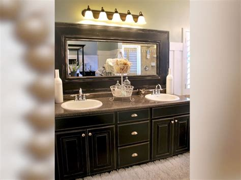 1000 Images About Cabinets On Pinterest Black Black Bathroom Furniture