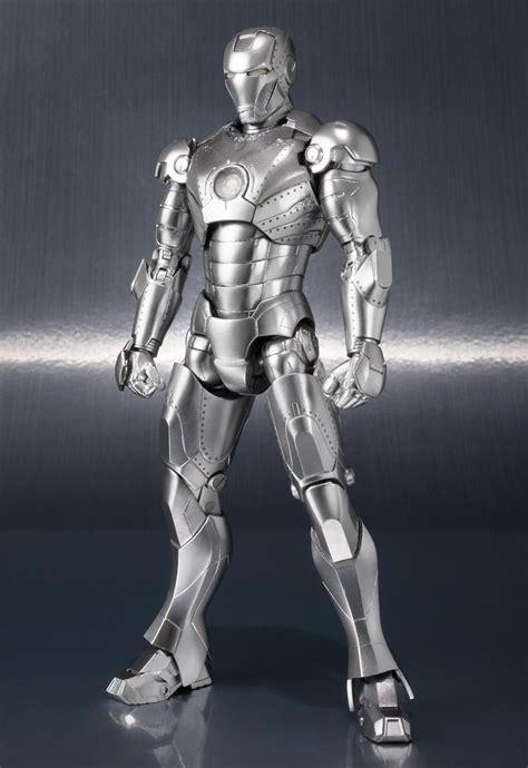 Bandai Shf Iron 2 6 Mk Vi sh figuarts iron ii figure photos order info