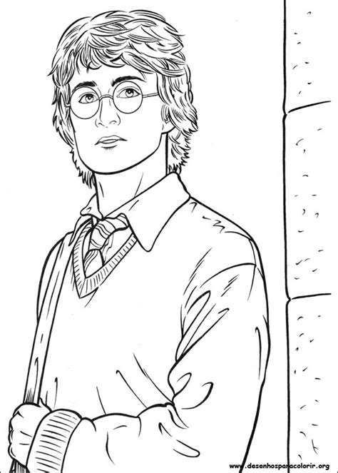 harry potter coloring pages of dobby harry potter para colorir