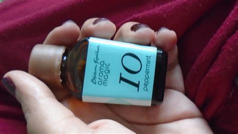 Jen 20ml Peppermint Essential Essensial aroma magic essential review the best peppermint