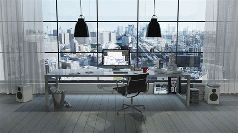 office view cgarchitect professional 3d architectural visualization