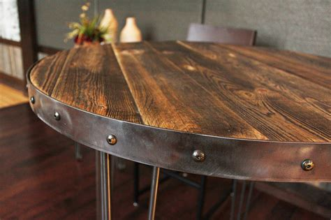 reclaimed wood table top diy reclaimed wood table top massagroup co