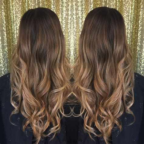 brunette to blonde ombre balayage hair brunette to blonde hair and makeup