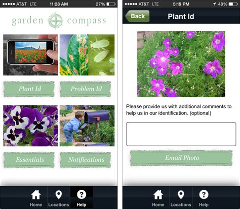 Garden Compass by Funbits Ios Apps For Better Gardening Tidbits