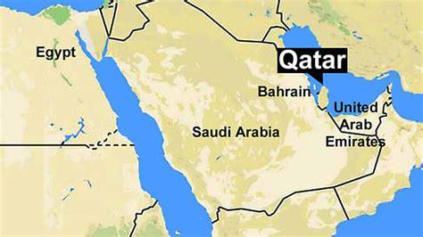 qatar uae map 5 reasons why saudi arabia has cut ties with qatar