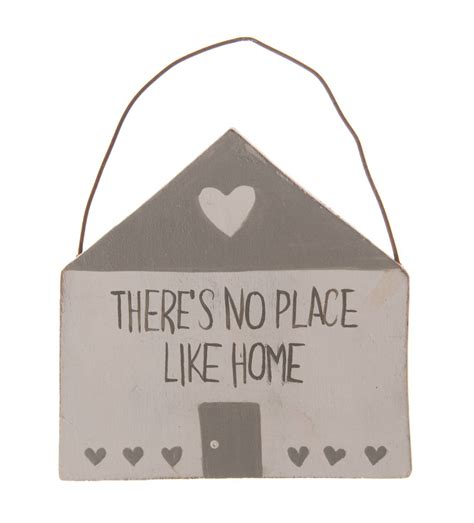 new shabbychic hanging home sweet home sign plaque