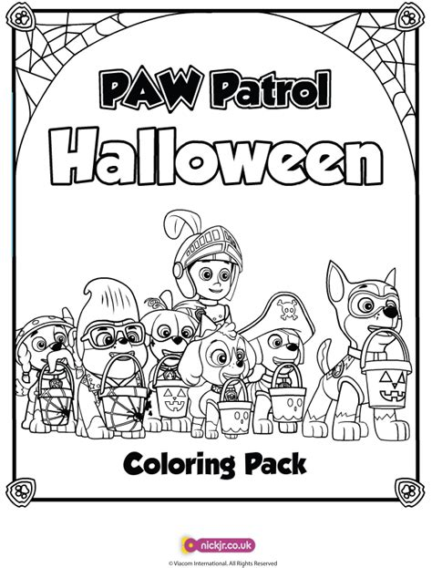 halloween coloring pages games nick jr pumpkin party and giveaway in the playroom