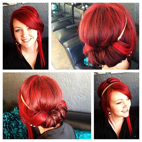 salon la vie highlights hair styling salon prom and 17 best images about hair by talie on pinterest 5 minute