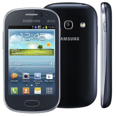 Tongsis Samsung Galaxy Fame smartphone samsung galaxy fame duos grafite dual chip android 4 1 wi fi 3g c 226 mera 5 0