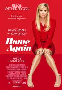 Home Again Cast by Home Again Poster
