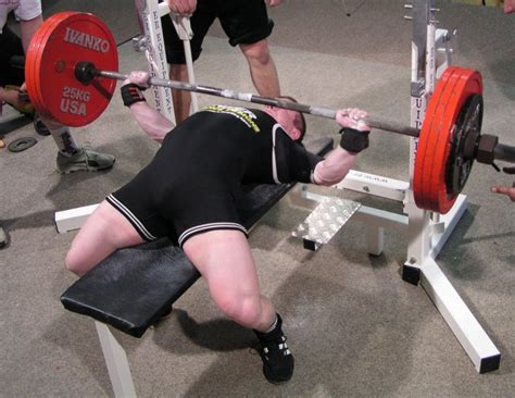 female bench press record the european powerlifting federation