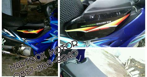 Box Depan Motor Bebek Centerbox Bagasi Tambahan Untuk Motor Bebek Honda Yamaha