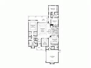 Single Story House Plans 2500 Sq Ft by Mediterranean House Plan With 2500 Square Feet And 3
