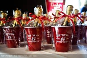 Favors Birthday Adults by Cool Chagne 50th Birthday Favors With Custom