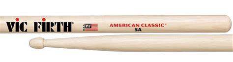 Stik Drum Vic Firth American Classic 5b Tip X5bn vic firth 5a american classic