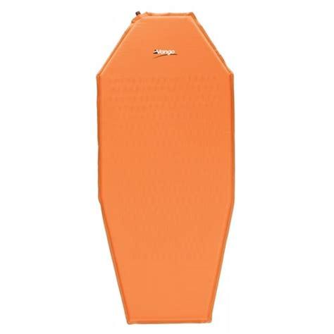 Vango Ultralite Mat by Vango Ultralite Mat 3 4 Orange